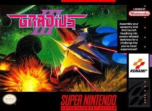 ▷ Gradius III (SNES) Cheats & Codes