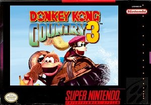 Donkey Kong Country 3 - Tag Team Trouble Snes Rom Hack