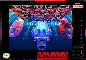 F-Zero - Alternative Strike SNES Rom Hack