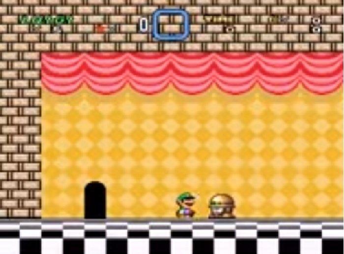 Luigi's Misadventures 2 - Leviathan's Mania (SNES) Rom Hack Download