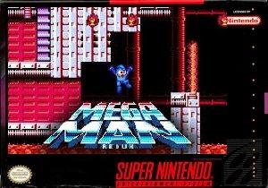 Megaman 7 Redux SNES ROM Hack