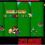 Paper Mario The Plasma Star snes rom hack