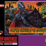 Super Ghouls N Ghosts - Super Arthur