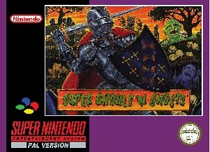 Super Ghouls N Ghosts - Super Arthur snes rom hack