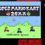 Super Mario Kart 20XX