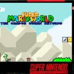 Super Mario World The Shadow Queen Returns snes rom hack