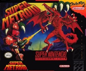 Super Metroid Expert Edition SNES ROM Hack