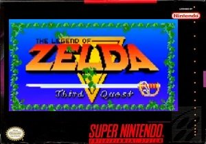 The Legend of Zelda Third Quest snes rom hack