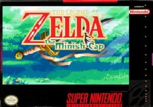 Minish Cap Zelda snes rom hack