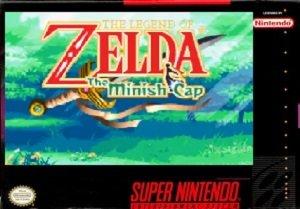 Minish Cap Zelda snes rom hack