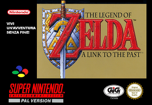 Zelda A Link To The Past (SNES) Game Genie Codes