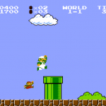 Super Mario Bros Two Players Hack