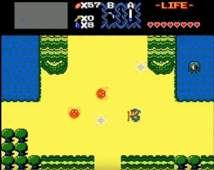 Zelda Challenge Outlands : NES ROM Hack [Download]