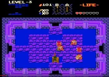 zelda nes outlands