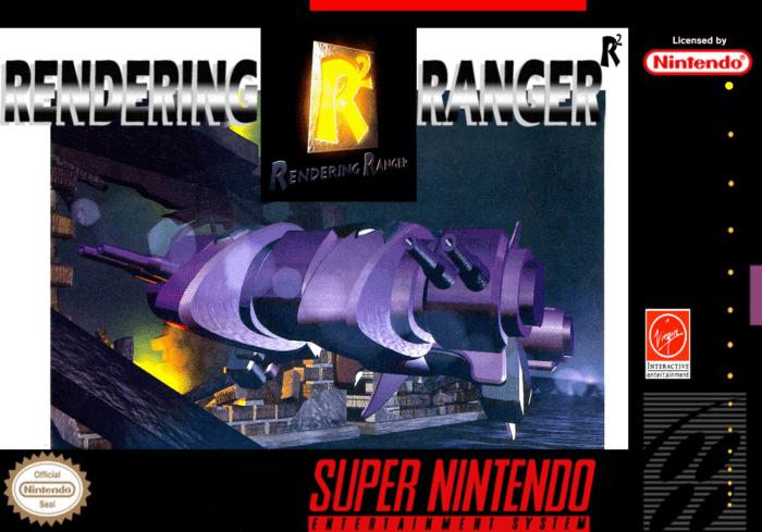Rendering Ranger: R2