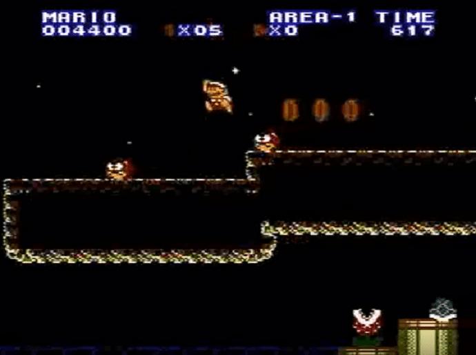 Extra Mario Bros Gameplay