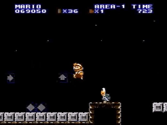 Extra Mario Bros Screenshot