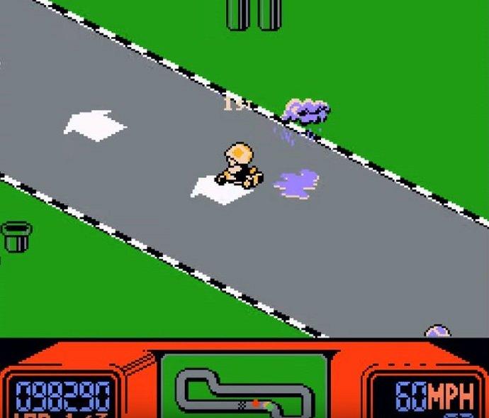 Mario Kart R.C. Pro-Am Gameplay
