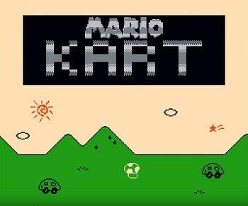 Mario Kart R.C. Pro-Am NES Rom Hack