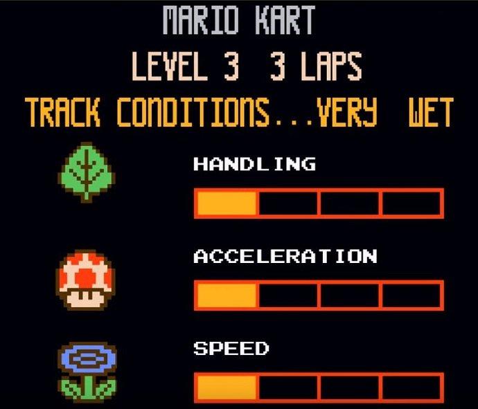 Mario Kart R.C. Pro-Am NES