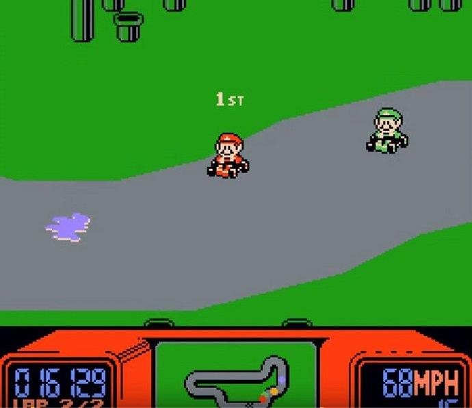 Mario Kart R.C. Pro-Am