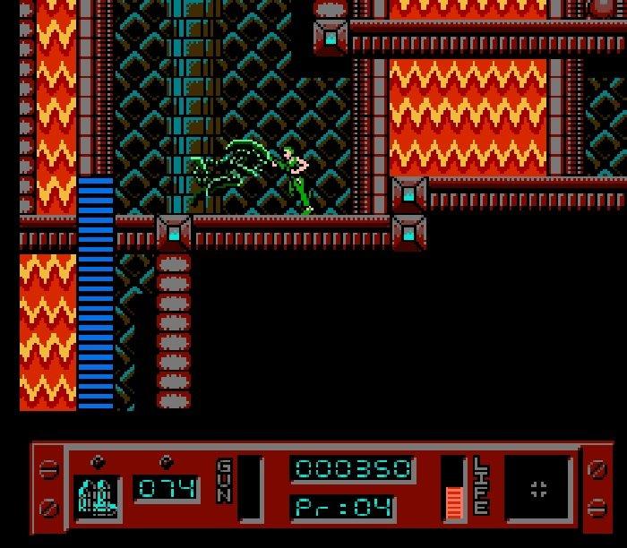 Alien 3 Plus (NES) Rom Hack [Download]