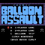 Balloon Fight Cosmic Assault