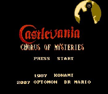 Castlevania-Chorus-of-Mysterie-nes-rom-hack