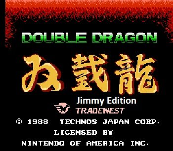 Double-Dragon-Jimmy-Edition-Nes-Rom-Hack