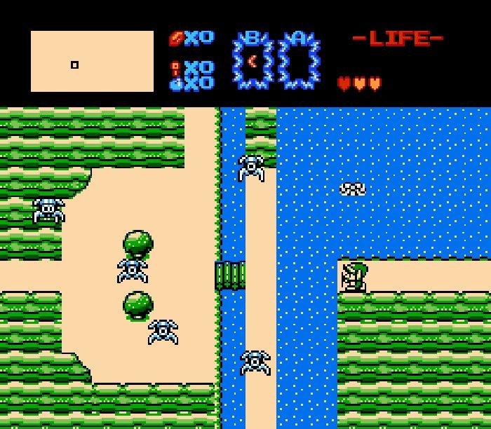 Legend of Zelda Awakening of Onox (NES) Rom Hack [Download]