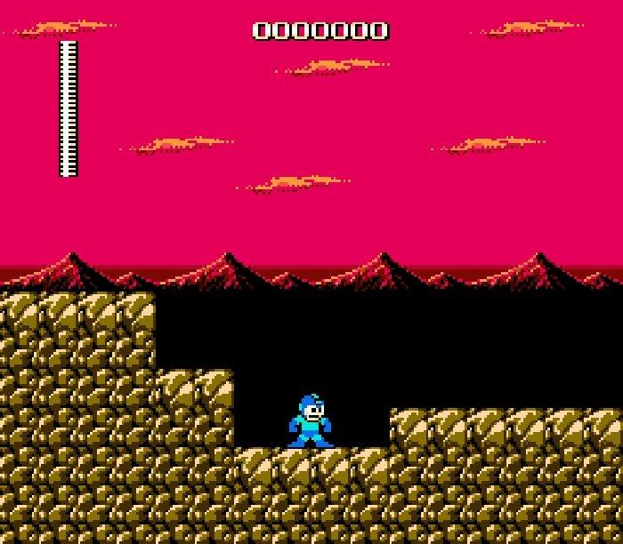 Mega Man Reloaded (NES) Rom Hack [Download]