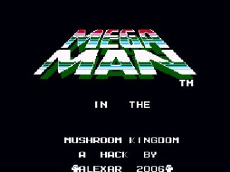 Mega-Man-in-the-Mushroom-Kingdom-Nes-Rom-Hack