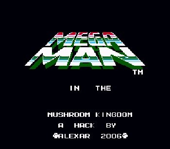 Mega-Man-in-the-Mushroom-Kingdom-Nes-Rom-Hack