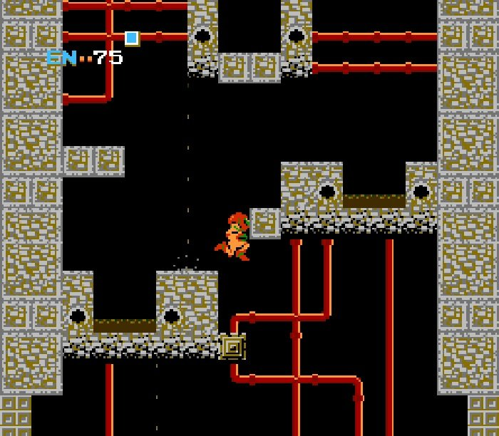 Metroid Incursion (NES) Rom Hack [Download]