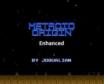 Metroid Origin Enhanced Edition (NES) Rom Hack [Download]