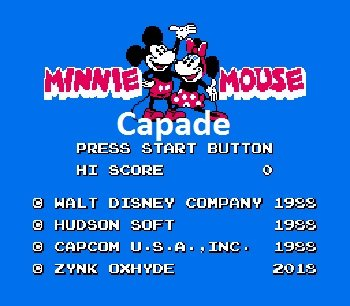 Minnie-Mousecapade-Nes-Rom-Hack