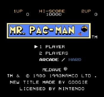 Mr.-Pac-Man-nes-rom-hack