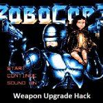 Robocop 3 Weapon Upgrade Hack