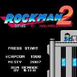 Rockman 2 Deus Ex Machina