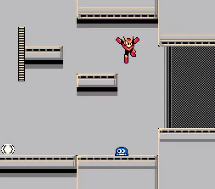 Rockman 2 Rockman CX (NES) Rom Hack [Download]