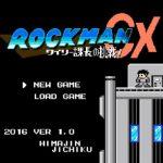 Rockman 2 Rockman CX