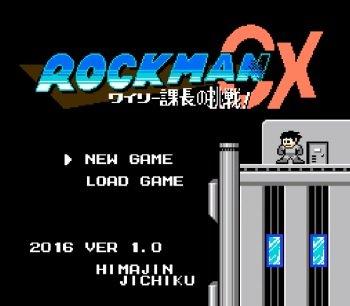 Rockman-2-Rockman-CX-NES-ROM-HACK