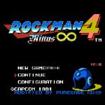 Rockman 4 Minus Infinity