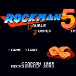 Rockman 5 Double Jumper