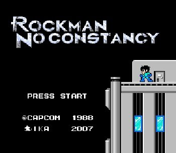 Rockman-no-Constancy-nes-rom-hack