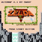 The Legend of Zelda Automap Plus