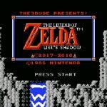 The Legend of Zelda Link's Shadow