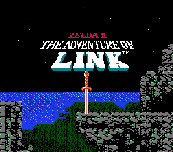 Zelda II Master Quest-nes-rom-hack