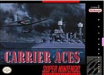 Carrier Aces cheats for Super Nintendo