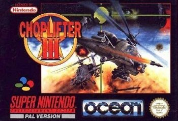 Choplifter III (SNES) Cheats & Codes For Super Nintendo
